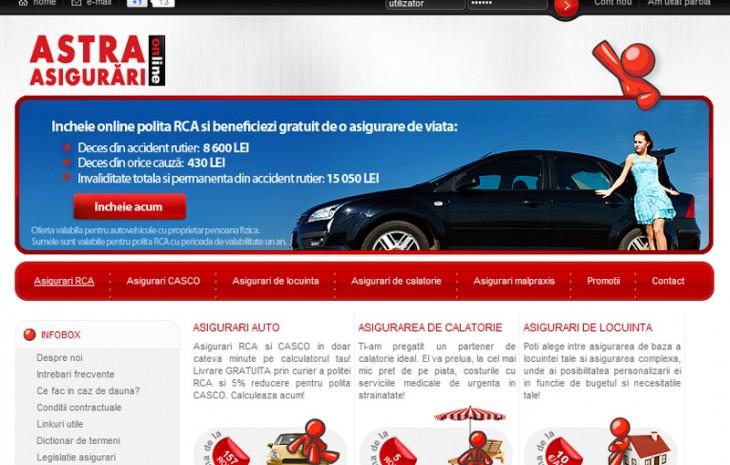 Astra Online
