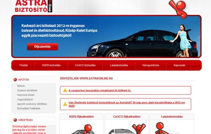 Astra Online Ungaria