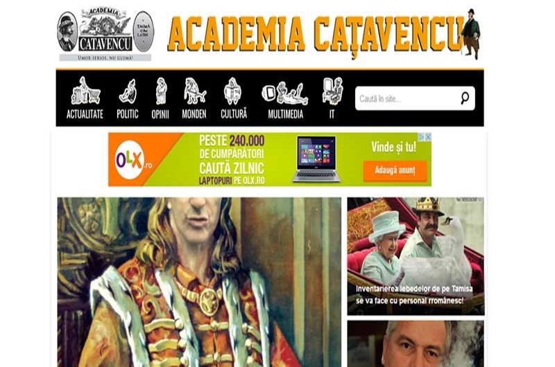 Academia Catavencu